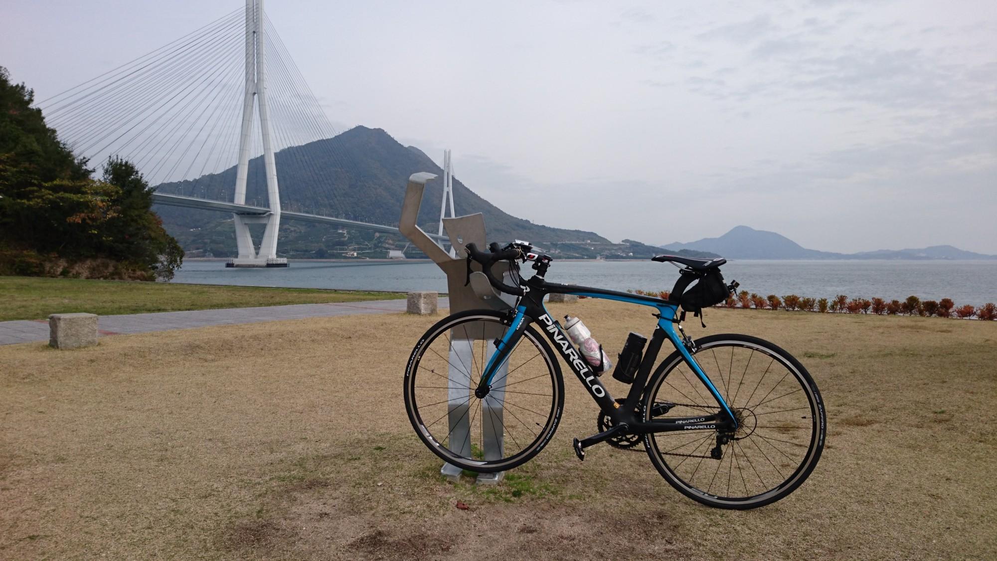 しまなみ海道 ツール・ド・今治 70kmライド [Route04-02]