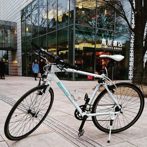 自転車通勤でも兼用!片面フラットのヴィンディングペダル