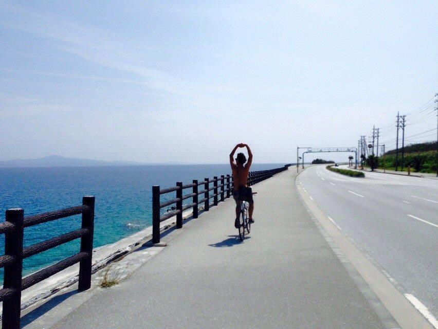 海と太陽の「道」 〜沖縄美ら海60kmなんくるライド〜 [Route01]