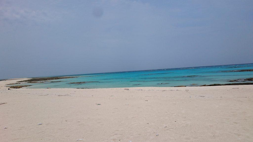 はての浜 実際の写真
