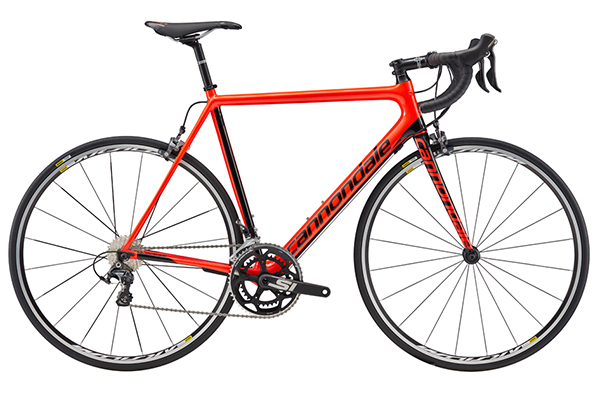 SUPERSIX EVO ULTEGRA ACID RED