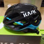ロードバイク用ヘルメットの最高峰KASK(カスク)のProtone購入・インプレ
