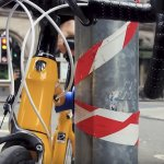 ロードバイクをどこでも駐車!スタンドいらずの解決策「グリップスター」
