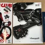 """BiCYCLE CLUB2019年1月号""""やせたいならロードバイク!"""" 付録はサコッシュトートバッグ"""